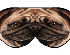 pig the pug mask - Google Search