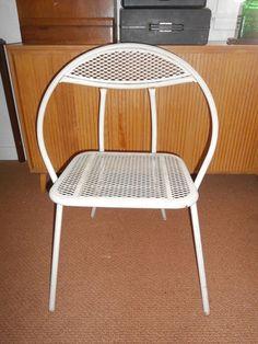 1960s Rid Jid Patio Chairs A Mid Century Modern Line Made