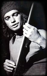 jaco pastorius, one of the greatest bassists who ever lived.