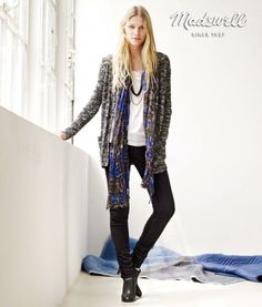 Madewell: Trendy, Cosy, and Perfect for Fall and Winter