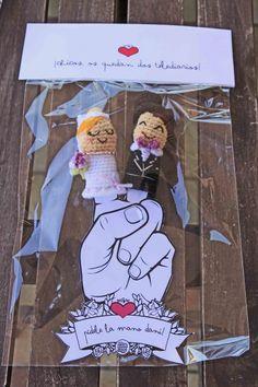 Craft croch+ mr. Wonderful. Muñecos crochet novios- marionetas