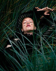 Lou Schoof, Nils Schoof by Elizaveta Porodina for Vogue Ukraine November 2015 3