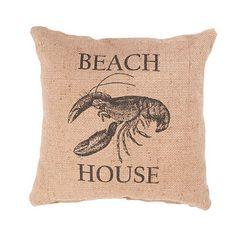 Jaipur ''Beach House'' Throw Pillow