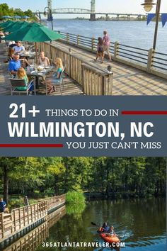 Amazing Things To Do In Wilmington, NC You Just Can't Miss -- Whether you decide to hit the water or stay on land, you're sure to find a variety of fun and amazing things to do in Wilmington NC. It's also the perfect destination for foodies, especially Wilmington North Carolina, North Carolina Vacations, Wilmington Nc, North Carolina Attractions, Asheville Nc, The Places Youll Go, Places To See, Vacation Destinations, Vacation Ideas