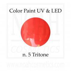 Color Paint uv gel n.5 Tritone