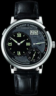 Grand Lange 1 by A. Lange Söhne watches