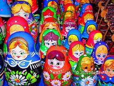 Polish Nesting Dolls.... I LOVE them!