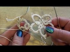 An Introduction to Needle Tatting - YouTube