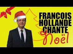 Politique France François Hollande chante Noel - http://pouvoirpolitique.com/francois-hollande-chante-noel/