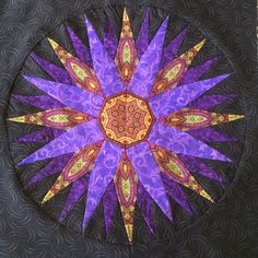 Block Solstice Quilt by Jinny Beyer Quilting Ideas, Quilting Projects, Quilting Designs, Foundation Piecing, Paper Piecing, Quilt Blocks, Quilts, Paper Scraps, Quilt Sets
