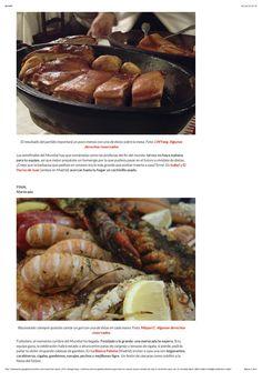 No comas pizza: comida de lujo a domicilio para ver el mundial, página 3. Publicado en la web de Wish Magazine, ahora inactiva.