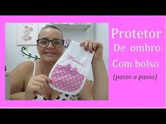 Como fazer um protetor de ombro muito facil - YouTube Elephant Baby Showers, Baby Elephant, Baby Room Paintings, Baby Sewing Projects, Baby Burp Cloths, Baby Shower Games, Patches, Make It Yourself, Kids