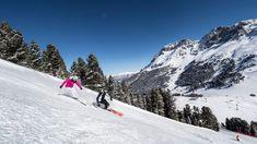 Moderní lyžování s vůní sena. Takové je ve Val d'Ega - Proženy Innsbruck, Verona, Mount Everest, Mountains, Nature, Travel, Italy, Naturaleza, Voyage