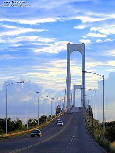 Puente Angostura, sobre el rio Orinoco, Estado Bolivar, Venezuela.