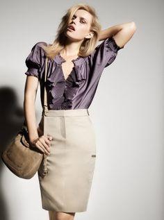 Women's Spring / Summer 2012 Fashion Trends