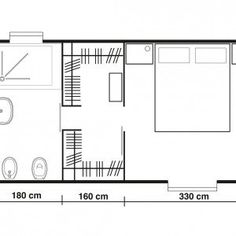 Master Bedroom Plans, Bedroom Floor Plans, Master Room, Master Closet, Master Bedroom Addition, Teen Bedroom Designs, Bedroom Closet Design, Bedroom Layouts, House Layouts