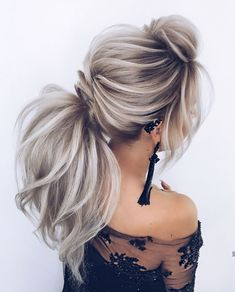 Ideas Of Brunette Hair 2018 Wedding Hairstyles For Women, Prom Hairstyles, Ponytail Hairstyles, Simple Hairstyles, Christmas Hairstyles, Brunette Hair 2018, Fancy Ponytail, Pinterest Hair, Stylish Hair