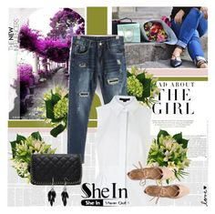 """Shein 3/10"" by mell-2405 ❤ liked on Polyvore featuring Axel, Kershaw, Alexander Wang, Alexa Starr, women's clothing, women, female, woman, misses and juniors"
