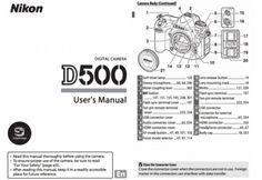 Nikon D500 vs. D7200 vs. D300s specifications comparison