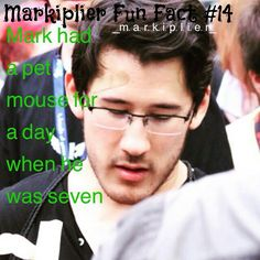 Markiplier fun fact #14