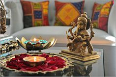 Pinkz Passion : Diwali Inspiration - 2 (Home Tour)