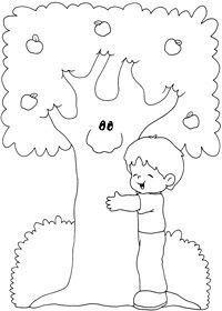 Május 10-én van a Madarak és fák napja! Irány az erdő, a természet. Figyeljük meg a kis énekes madarakat, nézegessük a fák gyönyörű koronáit… Majd hazatérve és sok élménnyel telve készítsünk … Earth Day Coloring Pages, Tree Coloring Page, Coloring Pages For Girls, Colouring Pages, Coloring For Kids, Coloring Books, Cartoon Drawings, Easy Drawings, Basic Drawing For Kids