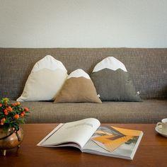 Mountain Pillows