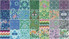Violette Design Roll - Amy Butler - Free Spirit Fabrics
