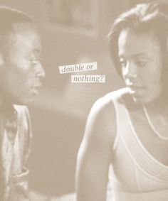 Love and Basketball - Monica and Quincy