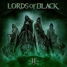 LORDS OF BLACK, album II