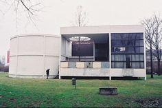 Pavillon de L'Esprit Nouveau, Le Corbusier, 1925, Paris, France
