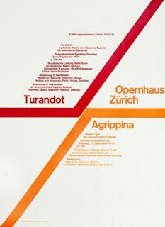 Josef Muller-Brockmann Turnadot Poster