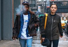 New York Mens Fashion Week Fall Winter 2016