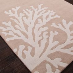 Check out Bright Seaside Hand-Tufted Rug from Shades of Light