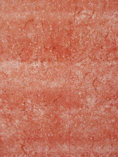 red painted concrete wall background