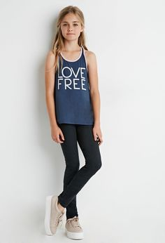 Clothes For Girls 9 Years Old She S A Simple Kid With A