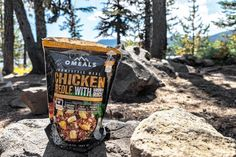 Take the zesty Creole flavor of OMEALS on your next adventure. 🏔 . . . #OMEALS #OMEALSexperience #TeamOMEALS #onthetrail #optoutside #campingfood #hikingfood #backpackingfood #traveltips #hikinggear #travelessentials #packable #travelfriendly #travelguide #campinghacks #idhikethat #backpackingtips #camping #adventureisoutthere #neverstopexploring #exploremore #lifeofadventure #liveauthentic #adventureawaits #wildernessculture #traveltheworld #letsgosomewhere #greettheoutdoors… Hiking Food, Backpacking Food, Hiking Gear, Camping Meals, Campingfood, Adventure Is Out There, Root Beer, Chicken Recipes, Camp Meals
