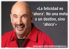 """Del libro """"Aprendiendo de los mejores"""" (Alienta, 2013, 5ª edición) www.aprendiendodelosmejores.es"""