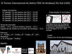 IV Torneio Internacional de Xadrez FIDE de Alcobaça