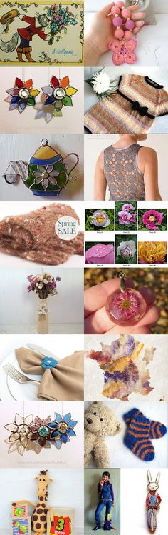 Treasury of True Fairy. Presents for You. by Anna True Fairy on Etsy--Pinned+with+TreasuryPin.com