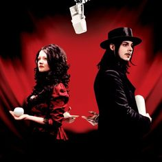 The White Stripes - Jack & Meg White