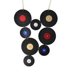 Hula Hoop AW15 // Jukebox Pendant
