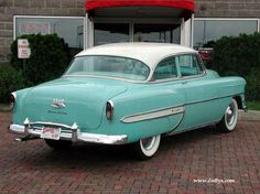 1954 Chevy Bel Air Maintenance/restoration of old/vintage vehicles: the material for new cogs/casters/gears/pads could be cast polyamide which I (Cast polyamide) can produce. My contact: tatjana.alic@windowslive.com