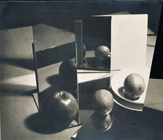 """Florence Henri, """"Composition abstraite [Still-life composition]"""", 1929, collage, gelatin silver print cut and pasted on paper."""