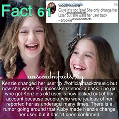 Dm facts Dance Moms Funny, Dance Moms Facts, Dance Moms Dancers, Dance Moms Confessions, The Girl Who, Pretty Little Liars, Mom Humor, Spam, Guys