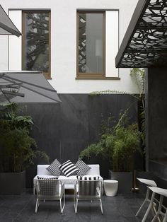 Garden Bar at South Place Hotel by South Place Hotel, via Flickr