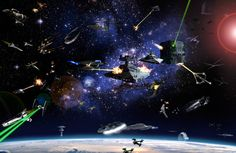 My take on the perennial sci-fi mashup! My Ultimate Space Battle Mashup Ship Sketch, Battlefleet Gothic, Space Battles, The Final Frontier, Battleship, Far Away, Spaceship, Cool Art, Northern Lights