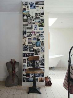 photo wall idea 5
