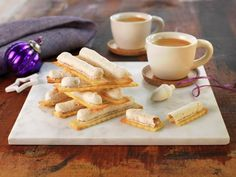 BORDSTABELBAKKELS Norwegian Food, Dairy, Sweets, Cheese, Dessert, Baking, Christmas, Norway, Recipe