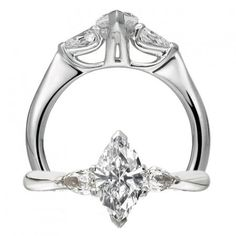 I don't typically like this cut, but I really like this ring for some reason! :)